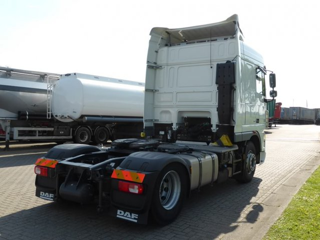 DAF FT XF105 460 AS Tronic 2 бака (1250л)